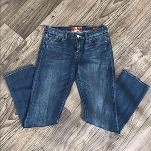 Lucky Brand Sofia Straight Jeans